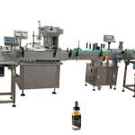 304 Stainless Steel E-Liquid Filling Machine 10ml – 60ml Filling Volume