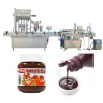 Automatic Tomato Sauce Bottle Filling Machine 10ml – 500ml Filling Capping Volume
