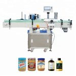 Vertical Self – Adhesive  Bottle Labeling Machine For Medicine / Commodity / Foodstuff